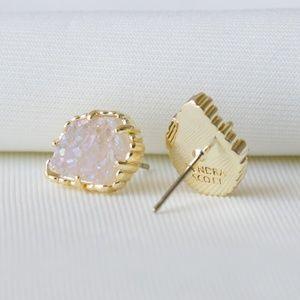 Kendra Scott Tessa Earrings In Iridescent Drusy